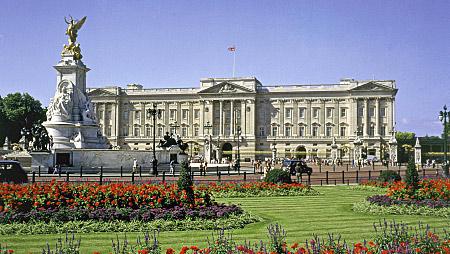 バッキンガム宮殿