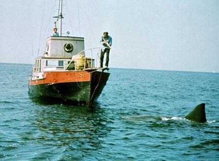 ジョーズの船