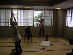 2009.8 ohana yoga 象