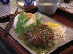 わん茶房's(塩ダレハンバーグ)