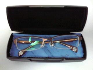 09090302新眼鏡