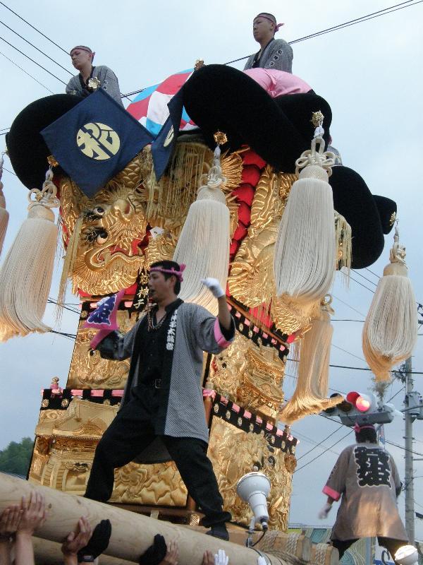 新居浜太鼓祭り 又野太鼓台