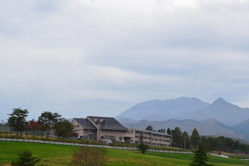 岡山県真庭市蒜山  蒜山高原センター