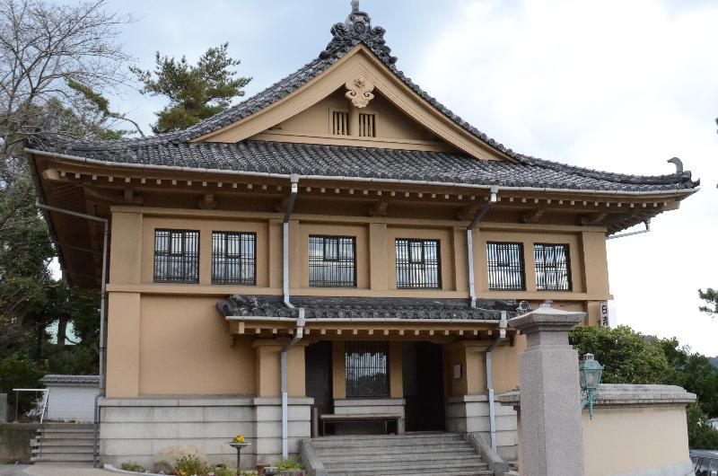 山口県下関市唐戸町 カモンワーフ 日清講和記念館