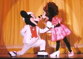 ミッキー&ミニー ワンス