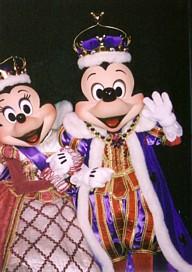ミッキー&ミニー シンブレグリ