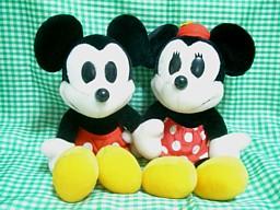 TDLミッキー&ミニー