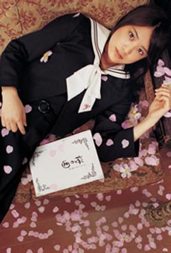 蜷川実花さんポスター画像