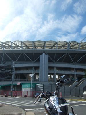 鹿島サッカースタジアム1