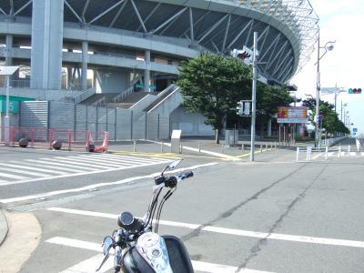 鹿島サッカースタジアム2