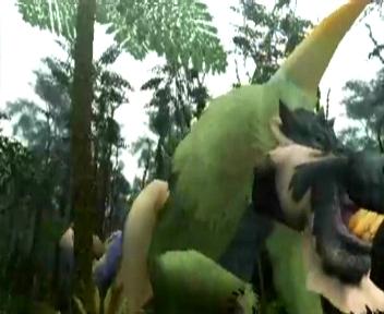 ババコンガ亜種