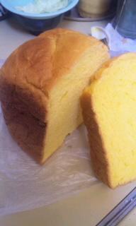 101206_かぼちゃパン