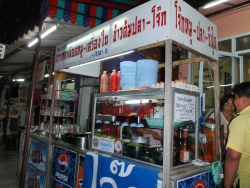 タイ料理 屋台
