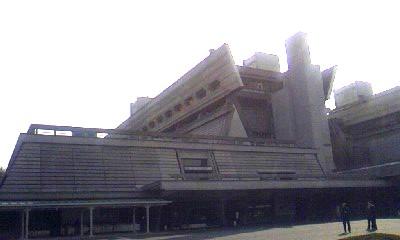 国際会館外観
