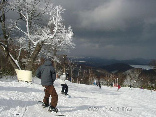 04 雪はなかなか良い