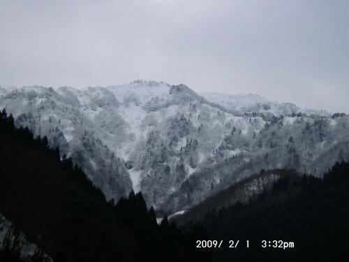 11 氷ノ山