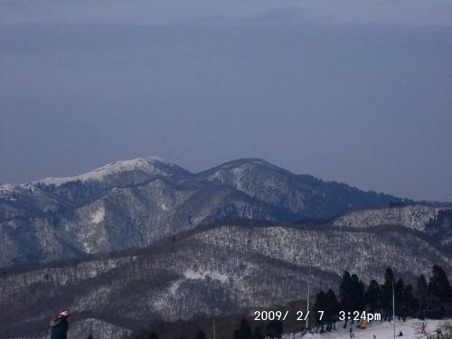 11 武奈ヶ岳