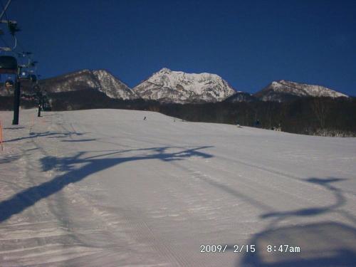 09 池の平スキー場から妙高山