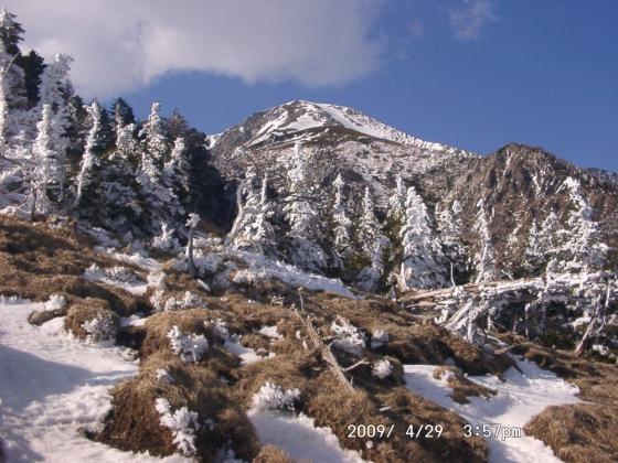 08 聖岳