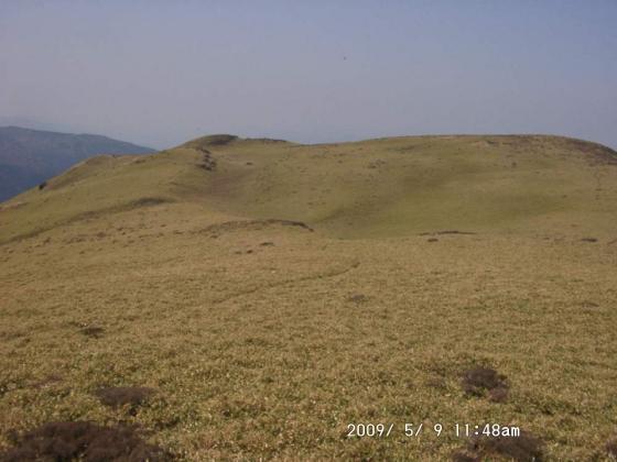 05 牛の背1571m峰