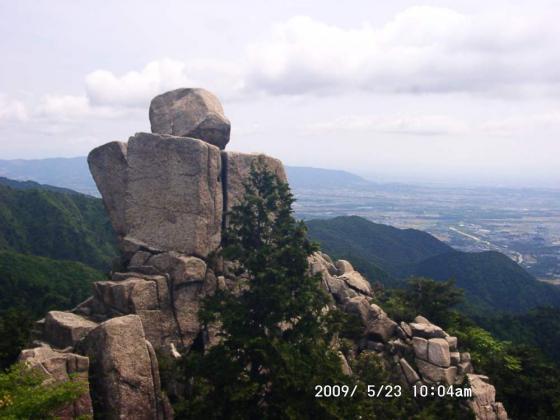07 地蔵岩
