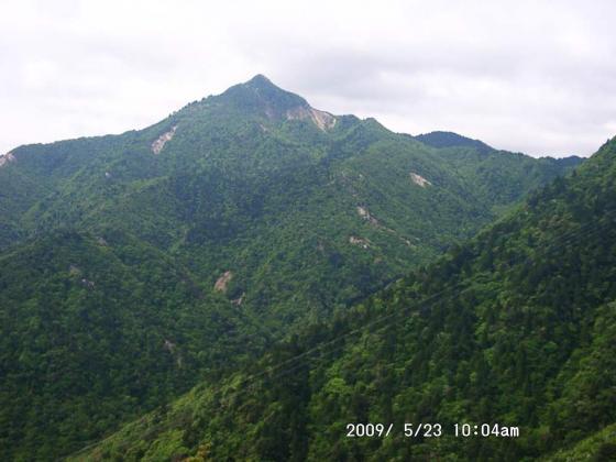 08 鎌ヶ岳