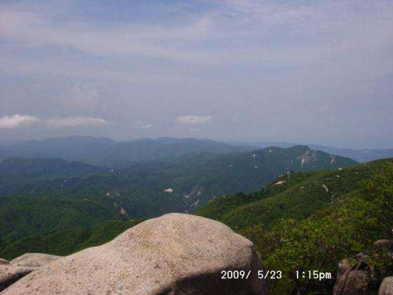 32 釈迦ヶ岳、藤原岳