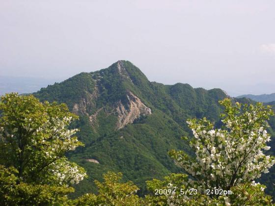 42 鎌ヶ岳