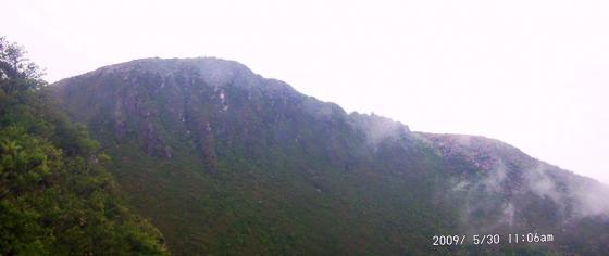 06-1東峰から西峰