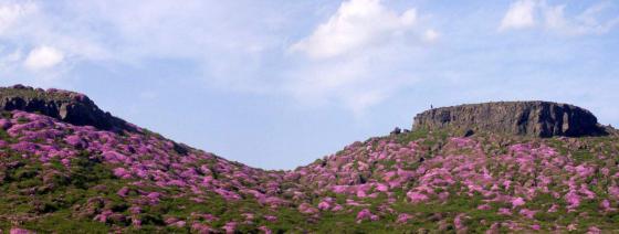 18-2高岳東峰と天狗の舞台