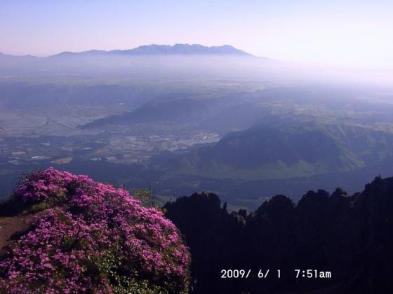 07 鷲ヶ峰と九重