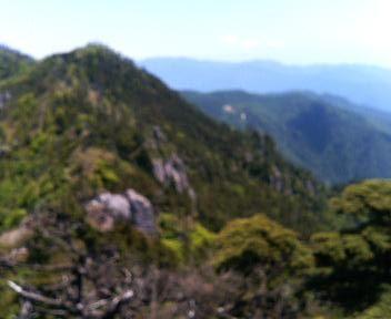 04 五百羅漢の岩峰