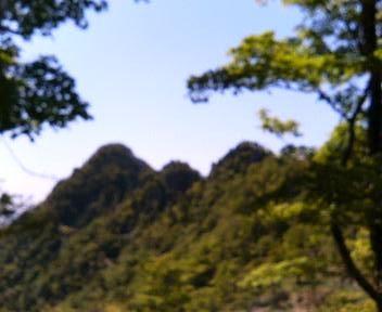 03 深仙の宿から大日岳