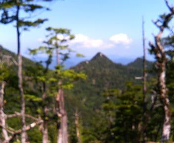 07 古田の森を過ぎて大日岳