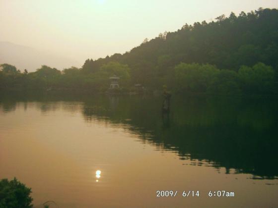 05 三島池の太陽