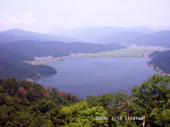 16 余呉湖