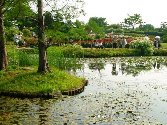 02 浜寺公園庭園1
