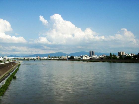 001-5 大和川から葛城・金剛山