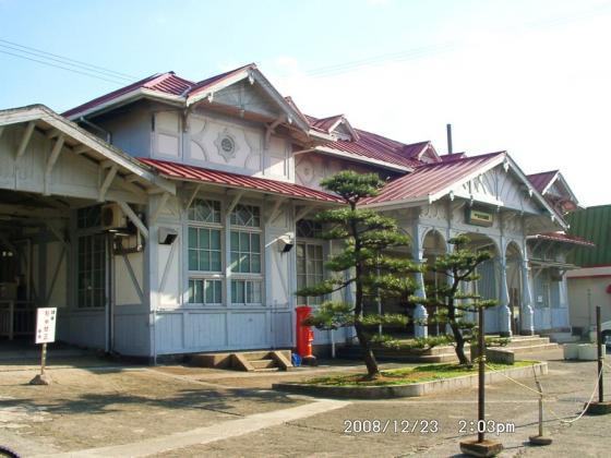 62 浜寺公園駅1907年建設
