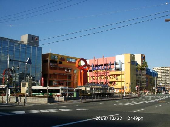 66 南海堺駅とプラットプラット