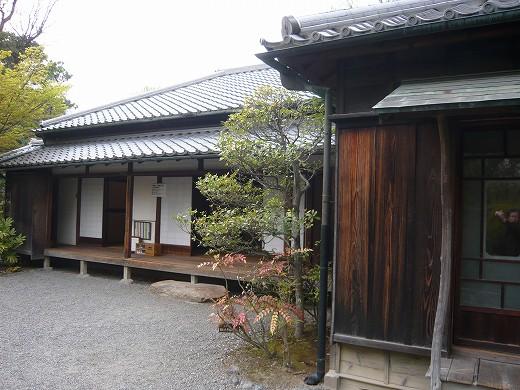 森鴎外と夏目漱石の住まい