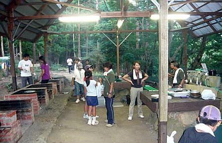 夏キャンプ2008-2