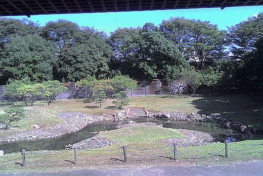 左京三条二坊庭園