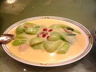 花梨(野菜のクリーム煮)