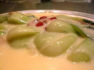 花梨(野菜のクリーム煮UP)