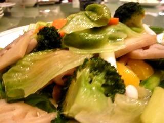花梨(中国野菜の炒め物UP)