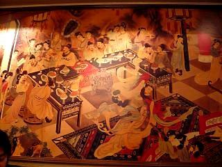 江南春(壁画)
