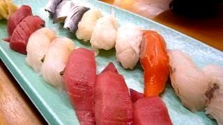 寿司一番(寿司その1)