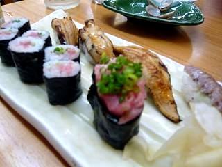 寿司一番(寿司その3)