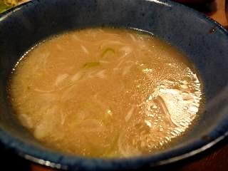 日本海(つけ汁)